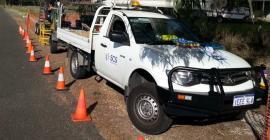 NBN Fibre network civil construction